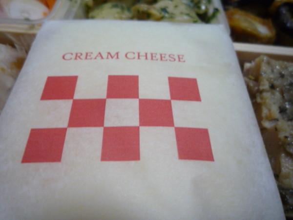 オイシックスおせち クリームチーズ
